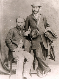 Marin Drinov and Nesho Bonchev